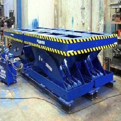 Bàn nâng điện thủy lực 1 tấn lên cao 9m