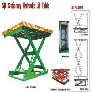 Bàn nâng điện 1 tấn cao 1,7m thủy lực giá rẻ tại hcm