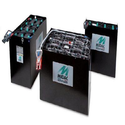 Bình ắc quy Midac-Italy nhập khẩu châu Âu
