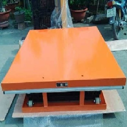 Bàn nâng điện 2 tấn lên 3m chất lượng cao
