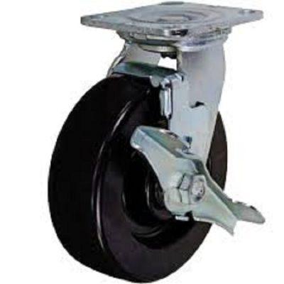 Bánh xe đẩy đường kính 200mm chất lượng cao