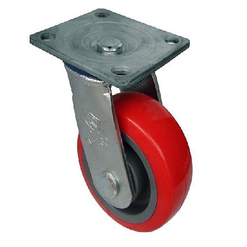 Bánh xe đẩy công nghiệp 100mm giá rẻ
