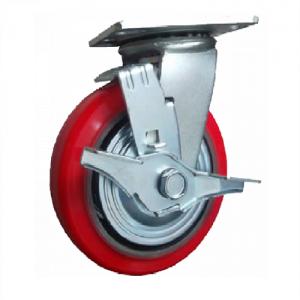 Bánh xe đẩy đường kính 150mm bền bỉ với tải trọng lớn