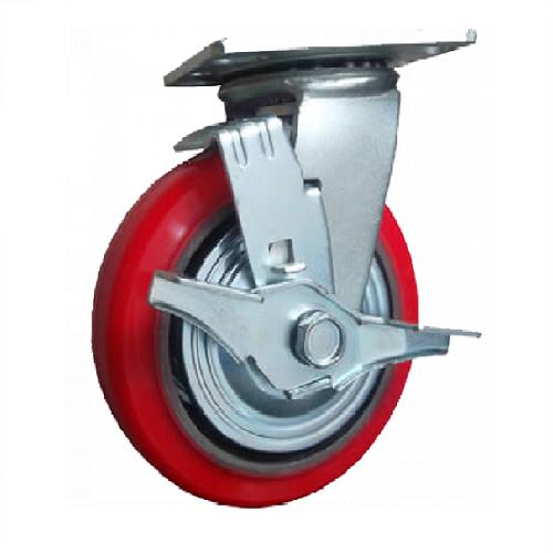 Bánh xe đẩy phi 150mm bền bỉ với tải trọng lớn
