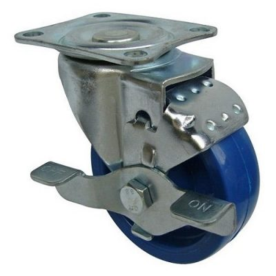 Bánh xe đẩy công nghiệp phi 130mm