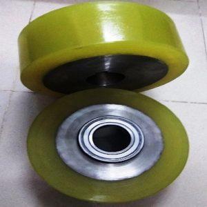 Thiết kế và chế tạo bánh xe nâng PU