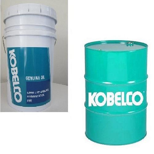 Dầu động cơ Kobelco - Nhớt thủy lực nhập khẩu chính hãng