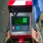 Xe nâng tay gắn cân 2 tấn HVS20 giá rẻ