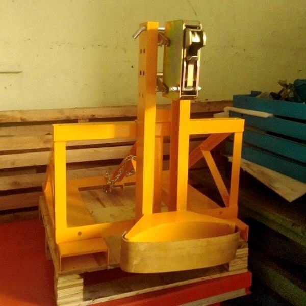 Hưng Việt vẫn cung cấp càng kẹp tải 500kg có 1 đầu gắp tùy nhu cầu khách hàng