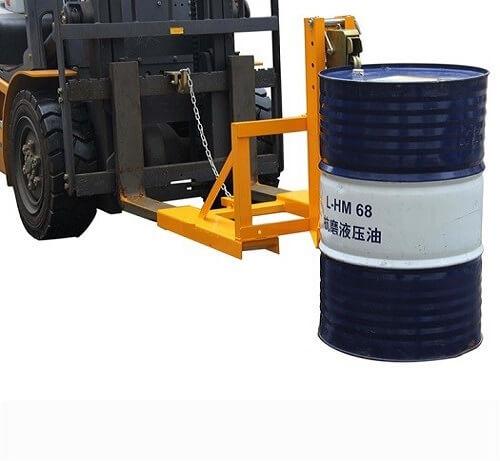 Bộ kẹp thùng phuy đơn cho xe nâng