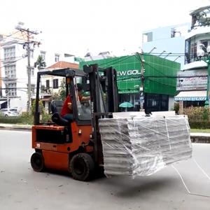 Xe nâng điện ngồi lái cũ và mới các loại tại Hưng Việt