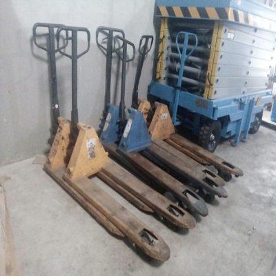 Xe nâng tay cũ tại Đà Nẵng giá rẻ đã qua sử dụng
