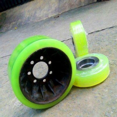Bọc bánh xe nâng điện mới chất lượng cao