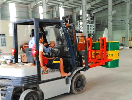 Kinh nghiệm chọn mua Bộ Kẹp Phuy Đôi cho phuy sắt và phuy nhựa