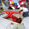 sửa chữa bàn nâng thủy lực các loại giá rẻ