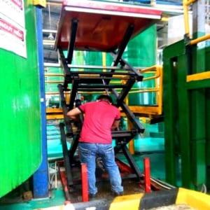 Bảo trì sửa chữa bàn nâng điện thủy lực hiệu quả nhất