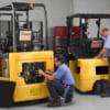 Bảo trì xe nâng điện tại HCM