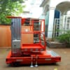 Thang nâng người trục đơn 4m tải 125kg