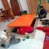 Sửa chữa bàn nâng thủy lực 1 tấn cao 5m
