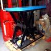 Bàn nâng điện thủy lực 1 tấn cao 1,3m giá rẻ