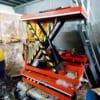 Bàn nâng điện 2 tấn cao 1,5m giá rẻ tại Hưng Việt