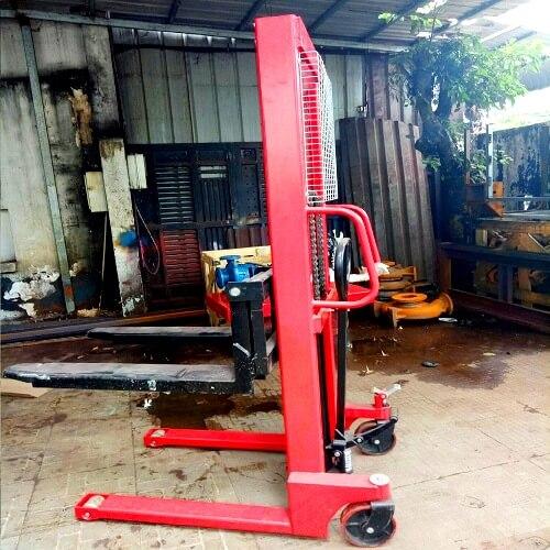 Xe nâng tay cao 1,5 tấn lên 2m giá rẻ