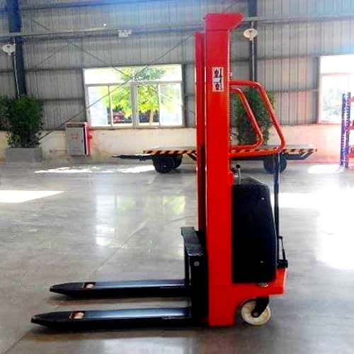 Thuê xe nâng bán tự động từ 1 tấn đến 3 tấn