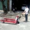 Thuê xe nâng tay tại Đà Nẵng và các tỉnh miền Trung