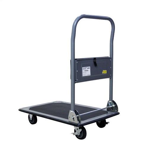 Xe đẩy hàng 1 tầng có sẵn tại HCM, giao hàng tận nơi