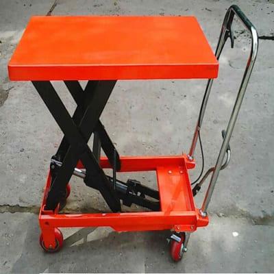 Xe nâng mặt bàn 300kg tại Đà Nẵng chất lượng cao