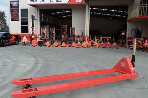 Xe nâng tay càng dài tại Đà Nẵng giá rẻ