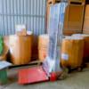 Xe nâng tay cao mini 400kg có sẵn tại HCM