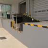 Sàn nâng lên container dock leveler