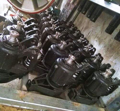 Bơm thủy lực xe nâng tay có sẵn tại Hưng Việt