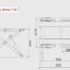 Thiết kế chế tạo bàn nâng điện giá rẻ tại Hưng Việt