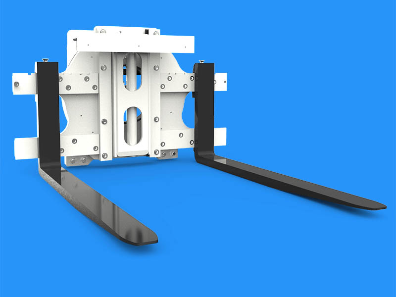 Bộ sideshift Rotator quay 360 độ