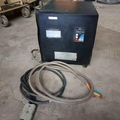 Máy sạc ắc quy xe nâng 48V-60A có sẵn tại Hưng Việt