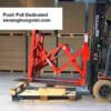 Xe nâng càng kéo đẩy Push Pull nâng hàng chuyên dụng