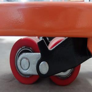 Cùm bánh xe nâng tay giá rẻ tại Hưng Việt