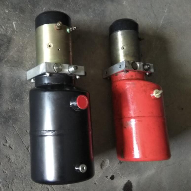 Bơm dầu thủy lực 12V-1,6Kw