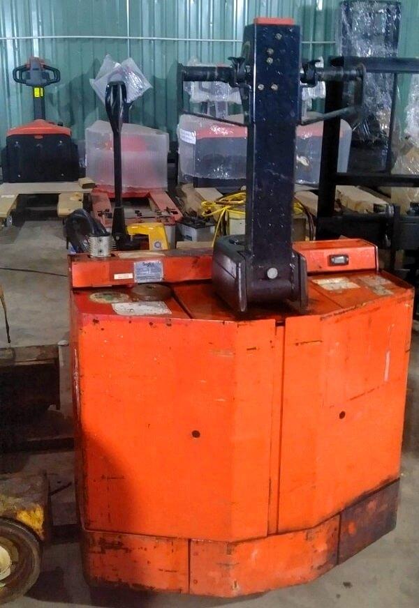Mua xe nâng điện pallet cũ tại Hưng Việt để nhận ưu đãi lớn