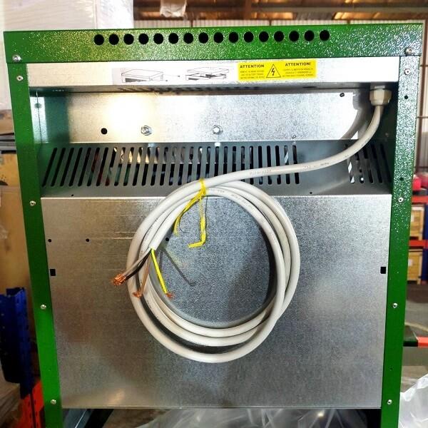Mua máy sạc bình điện xe nâng tại HCM bảo hành 12 tháng