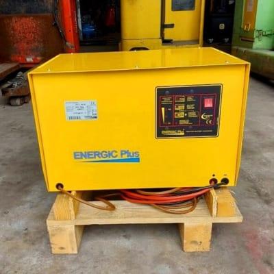 Máy sạc bình điện 48V-60A Energic Plus của Ý