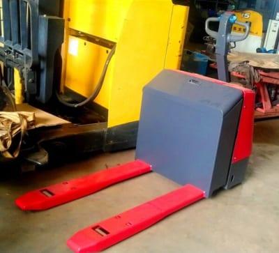 Thanh lý xe nâng điện cũ 1.5 tấn giá rẻ tại HCM
