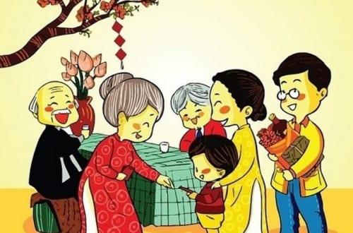 100 nét đặc biệt của ngày Tết Nguyên Đán ở Việt Nam