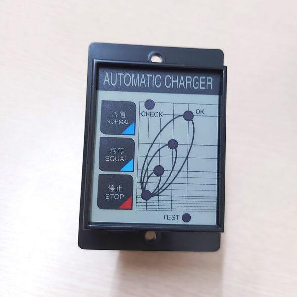 Đầu điền khiển của máy sạc ắc quy 48V cho xe nâng điện hàng có sẵn